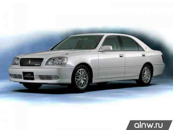 Руководство по ремонту Toyota Crown XI (S170) Седан