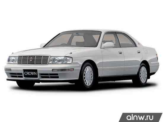 Toyota Crown IX (S140) Седан