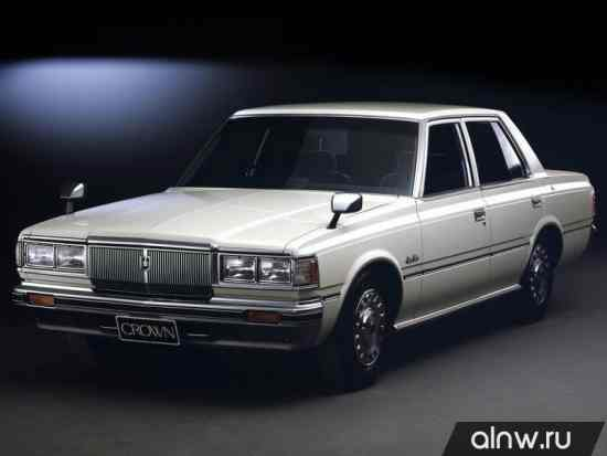 Toyota Crown VI (S110) Седан