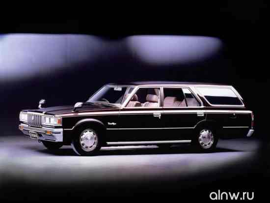 Toyota Crown VI (S110) Универсал 5 дв.