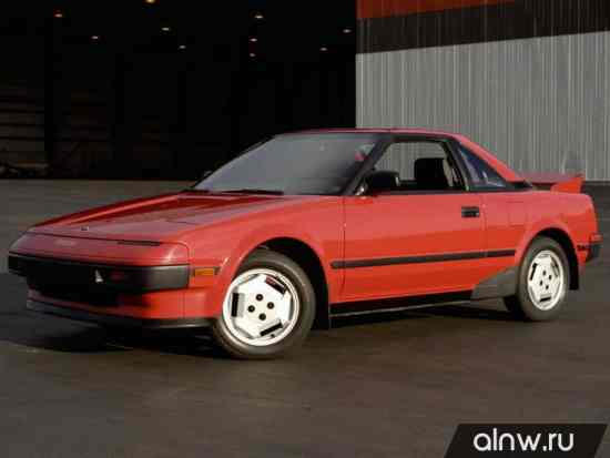Toyota MR2 I (W10) Купе