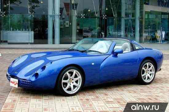 TVR Tuscan  Купе
