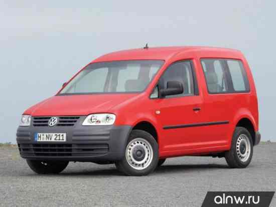 Volkswagen Caddy III Компактвэн