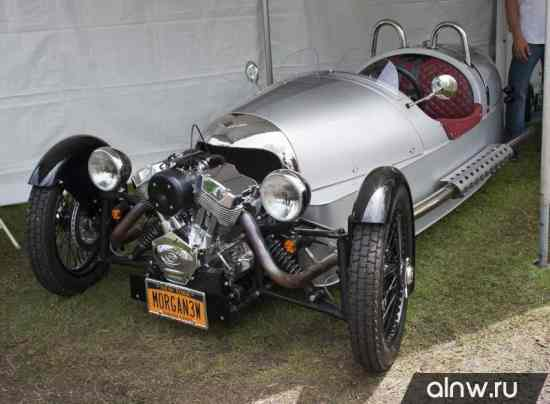 Руководство по ремонту Morgan 3 Wheeler