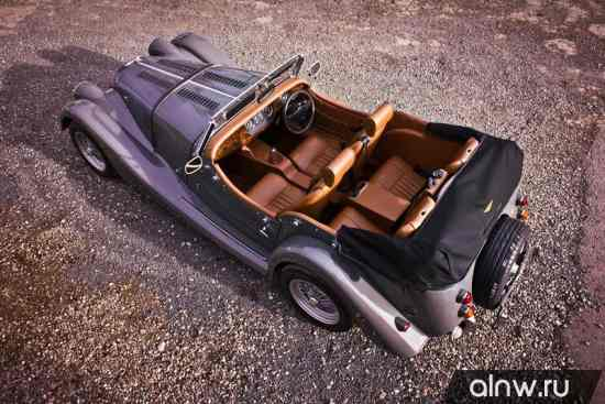 Руководство по ремонту Morgan 4 Seater